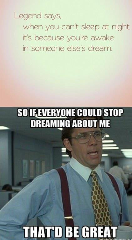 Dreaming Meme By Elora Memedroid