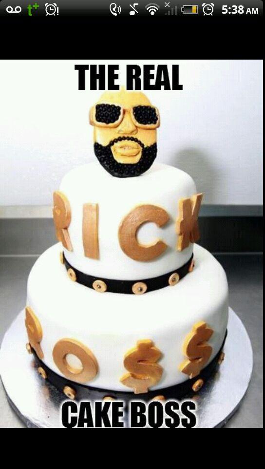 Rick cake ross - meme