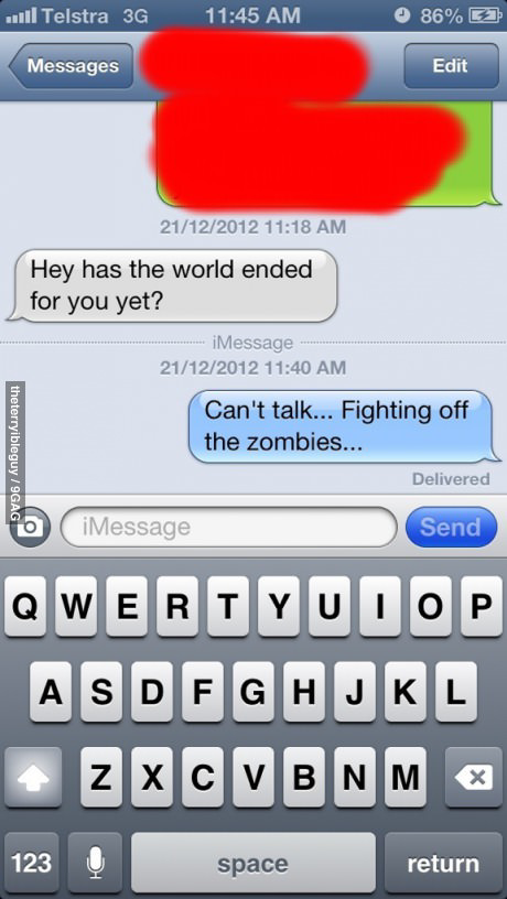 dem zombies - meme