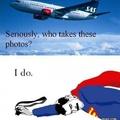 haha true story