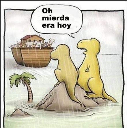OH MIERDA!!!!!!!!!!!!!!!!!!!!!!! ERA HOY?????????????????? - meme
