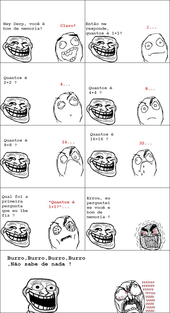 Hahahaa, ficou com raivinha ! - meme