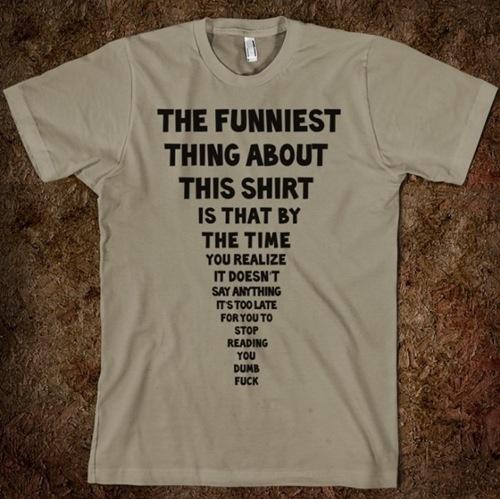 troll shirt - meme
