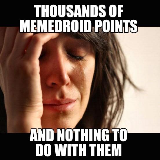 Points? - meme