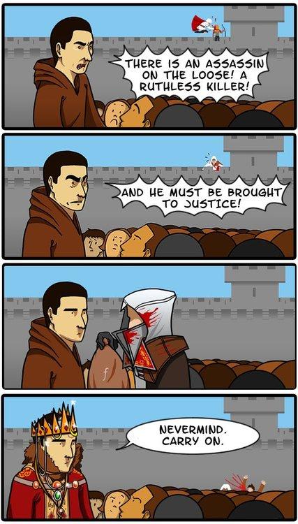 silly friar - meme