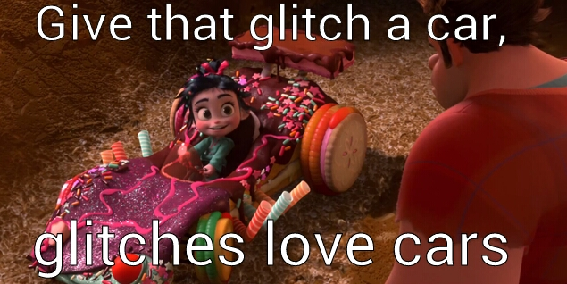 Wreck it Ralph - meme