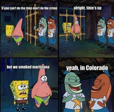 Oh spongebob  - meme