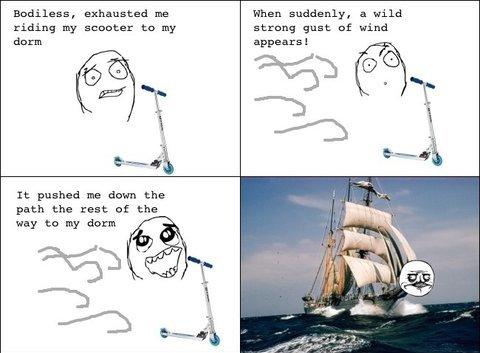 me sailboatsta - meme
