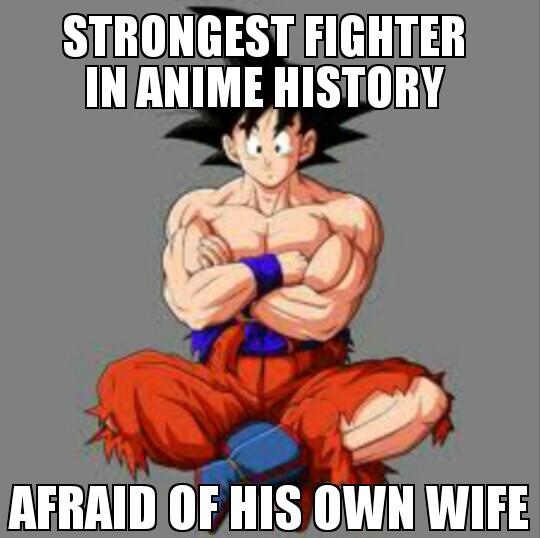 Goku - meme
