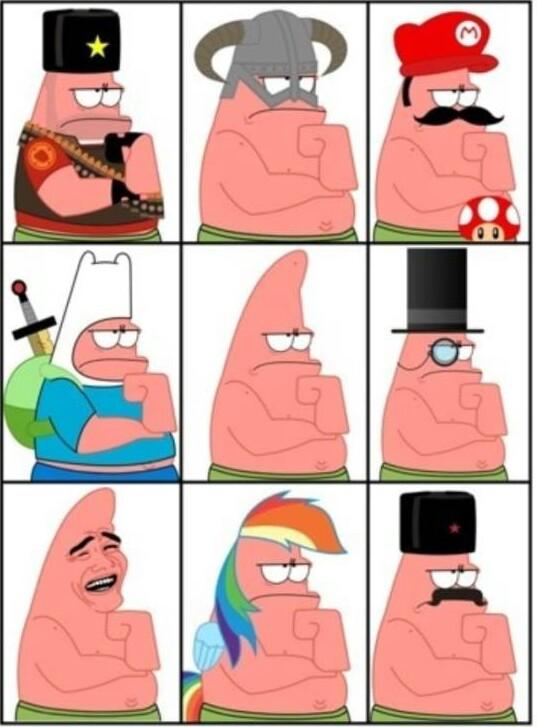 Well. - meme