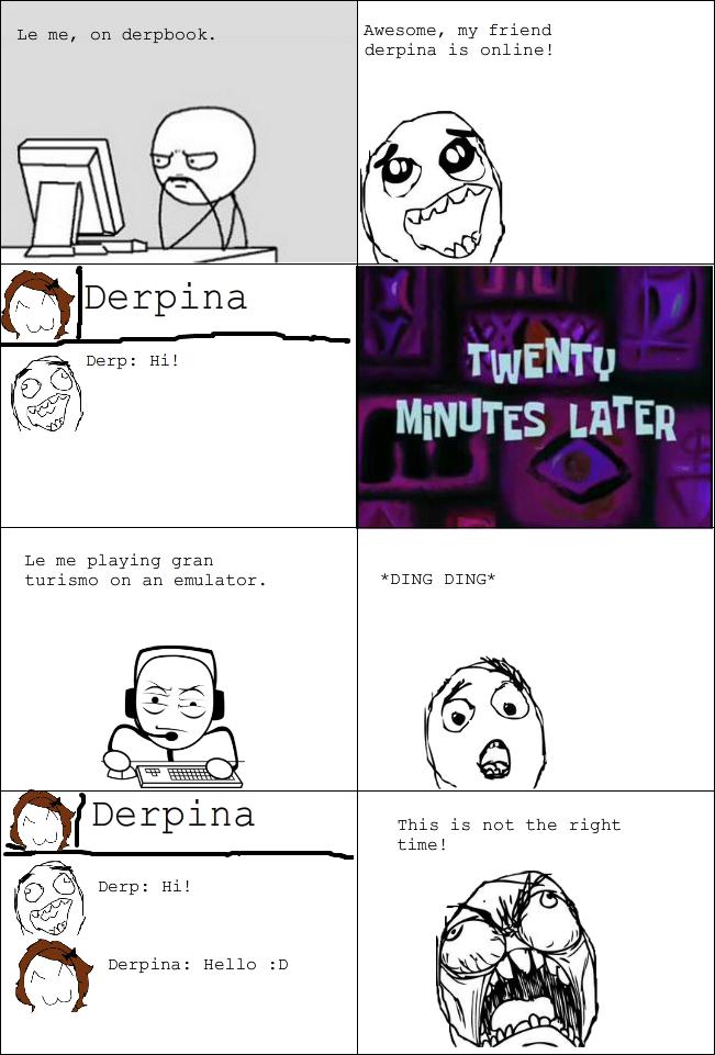 i hate it when this happens. - meme