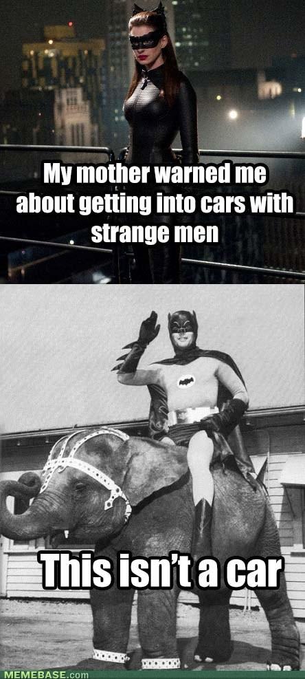 Oh, Batman. - meme