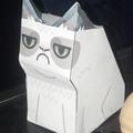 Grumpy Papercraft