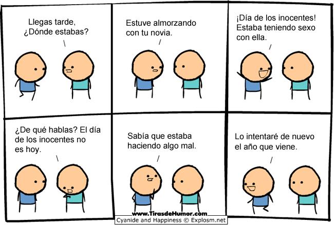 Feliz Dia De Los Inocentes Meme Subido Por Zepeda Memedroid