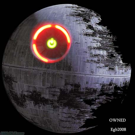 Why Microsoft will lose the bid to build the next Death Star - meme