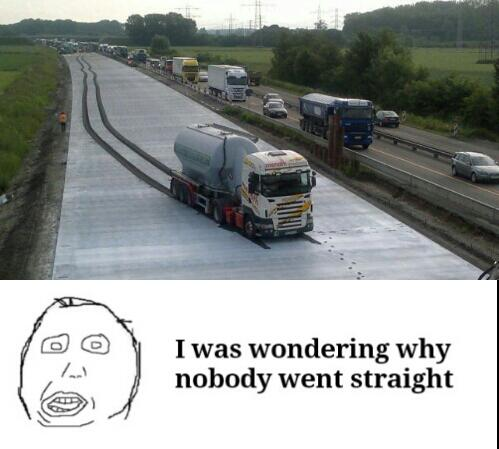 512cfa640dfa3 dumbass truck driver meme by taco033 ) memedroid