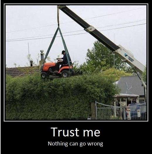 Trust me, - meme